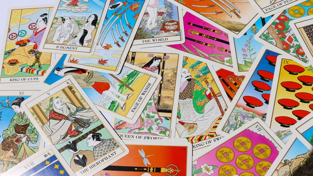 JOURNEY OF THE TAROT: HOW MAJOR ARCANA MEANINGS MIRROR THE SOUL
