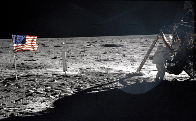 Mankind's Giant Leap: Truth or Fiction?
