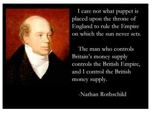 Nathan Rothschild Quote